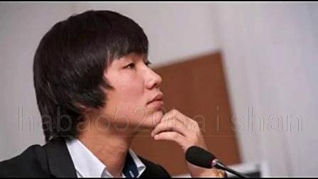 宝520白山 哈萨克斯坦明星歌手, 海拉提 un图片
