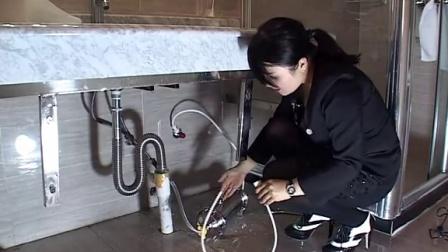 权健自然医学第三代纳透活水器安装教程视频