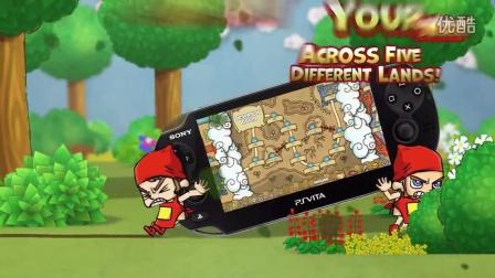 PSV再添免费游戏:消除类小游戏《胖公主:蛋糕块》上架