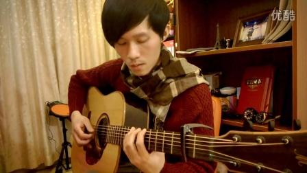 靠谱吉他手 押尾版《卡农》指弹吉他 黄俊涛 第九期