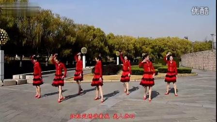 张春丽广场舞美人依旧 编舞贺月秋