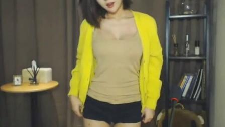 韩国女主播  伊素婉  性感热舞直播