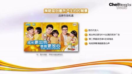百度认证-2014年核心代理商案例大赛-台网联动 伊利QQ星打造品牌营销新趋势