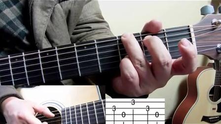 七星乐器天空之城吉他谱