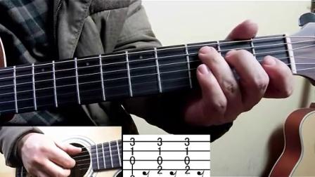 七星吉他指弹教学视频第十九课