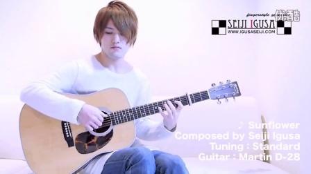 【指弹 吉他】井草聖二 - Sunflower