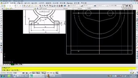 cad平面设计图简单手机如何将设计图变成cD图图片