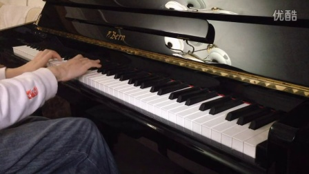 on summer day钢琴曲简谱