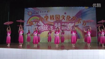梧州市幼儿园小班男生六一舞蹈