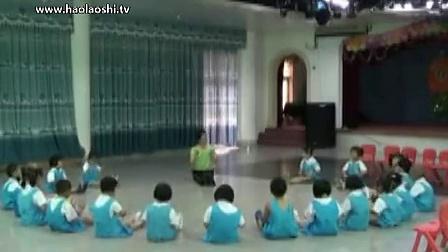 红光农场幼儿园中班音乐优质课《我最喜欢》王淑娜