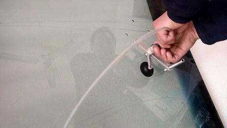 汽车挡风玻璃修复视频教程