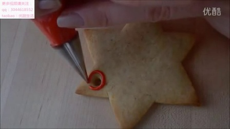 sweetambs圣诞糖霜饼干