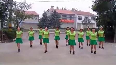 广场舞筷子兄弟小苹果mv舞蹈健身操高清教学C