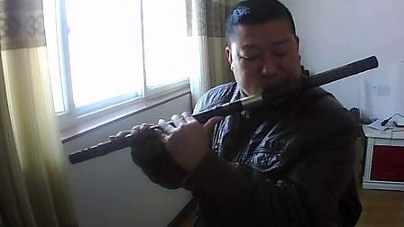 荷塘月色 笛子独奏
