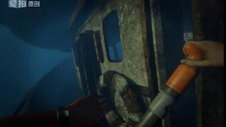 【蓝导 stranded deep荒岛求生】第三期,看!灰机!