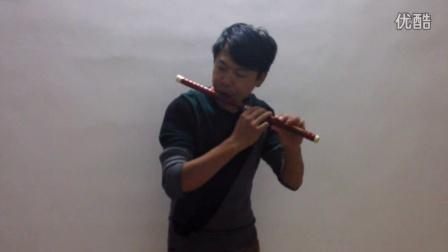 笛子独奏曲牧民新歌 牧民新歌笛子独奏曲谱与指法