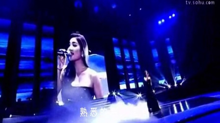 漂洋过海来看你 刘明湘现场深情演唱