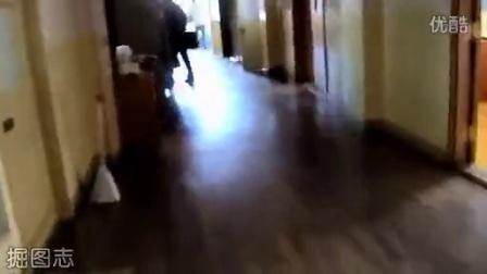 日本海啸时的视频,简直是灾难大片啊!