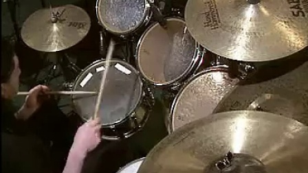 zn-架子鼓教程 重音移位