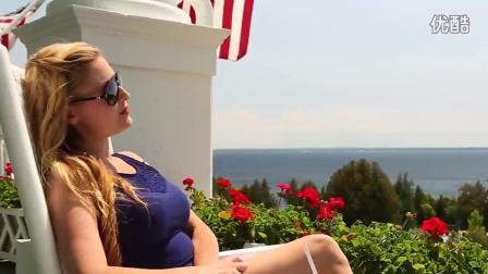 """麦基诺岛上的""""美国夏宫"""" Grand Hotel"""