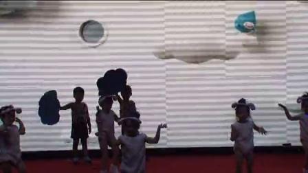 东明县小博士幼儿园2015年春节晚会