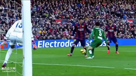 10分钟超长足球盘带大片--梅西最新盘带技巧欣赏--HD