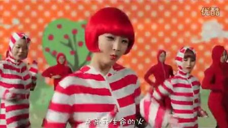 小苹果MV 裴涩琪独舞版 舞蹈MV 教学  筷子兄弟_高