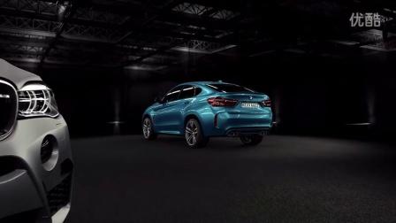 新2015 宝马bmw x5 m x6 m 发动机底盘和变速箱 设计动画演示