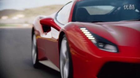法拉利488 GTB 官方视频