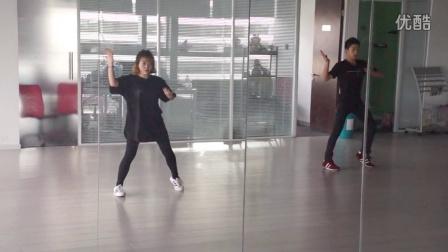 防弹少年团 最新MV  Danger   泫舞舞蹈 小九老师授