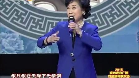 秦腔马友仙《窦娥冤》选段