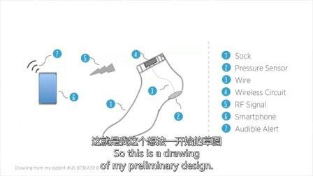 Kenneth Shinozuka:我的一个小发明,保护我爷爷的安全