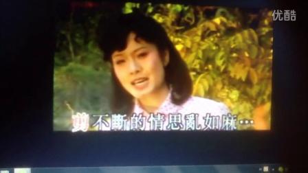 居绍芳唱沪剧昨夜情中:沿竹林