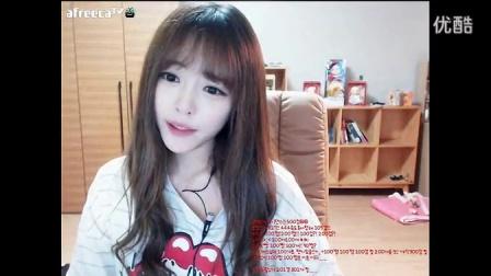 韩国BJ主播热舞-金莎  很可爱的摇摆