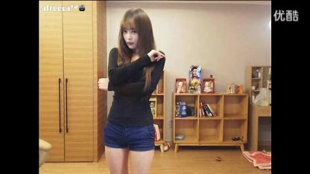 韩国女主播 -金莎  很性感的热舞直播