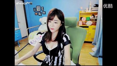 韩国BJ主播热舞-密波达  可爱萌妹子
