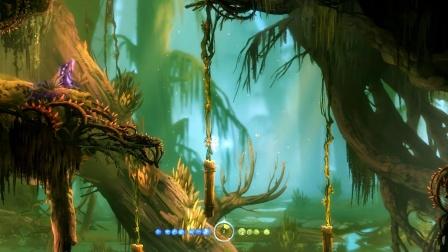 【红叔】奥里与迷失森林★oriandtheblindforest - 唯美剧情实况解说