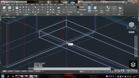 【cadの日常】简单绘制家具三维图