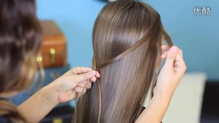 教你怎么编头发