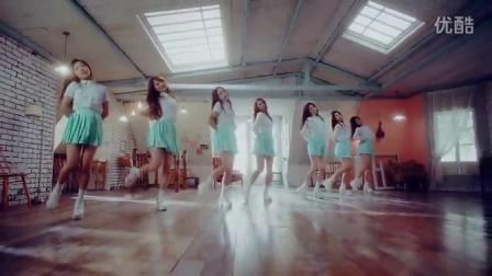 韩国靓女团Lovelyz《Hi~ 》【MV】(舞蹈版)