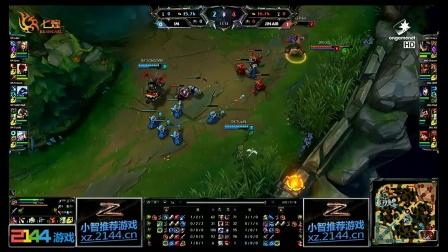 IM vs JinAir 第2场 2015OGN春季赛常规赛第二轮