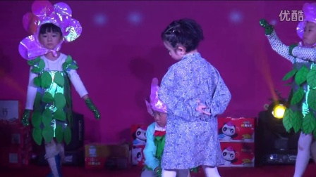 幼儿舞蹈 11 英语话剧《拔萝卜》