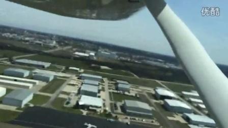 塞斯纳152起飞第一视角
