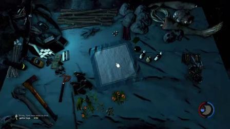 米仔的《the forest※森林》 第五期 【没钱买野人】图片
