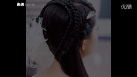 2015韓式新娘盤發圖片大全【超搶眼】