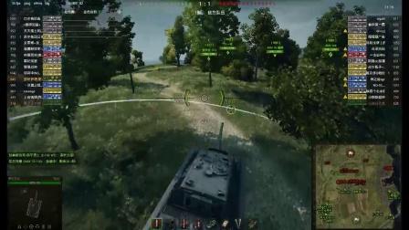 【WOT】坦克适合骆驼作死秀 最后一把威武