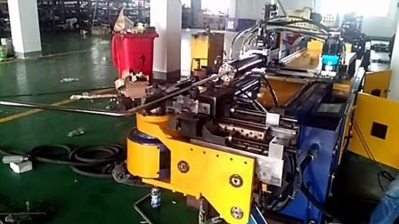 弯管机视频 数控弯管机 全自动弯管机 液压弯管机视频