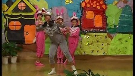 小兔乖乖(3-5岁)幼儿童话剧舞台剧六一元旦节