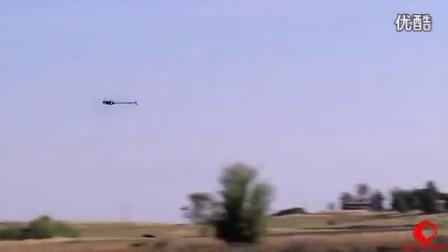 超赞!水上直升机3D特技暴力飞行表演 疯狂的蜻蜓【高清】_高清