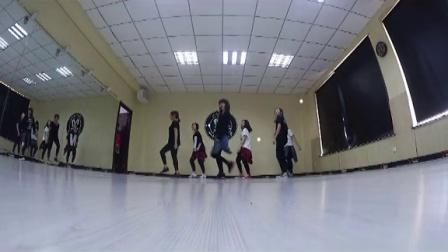 沈阳MyStyle街舞俱乐部MV/JAZZ班4minute《Crazy》